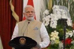 Tenda roboh saat PM India bertemu publik
