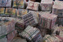 Polisi Cilacap sita 118.143 butir petasan