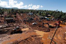 32 korban tewas akibat bendungan ambrol di Kenya