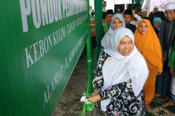 Bupati Masnah resmikan Ponpes Darussalam