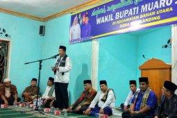 BBS bantu pelantang saat safari Ramadhan