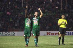 Wilfried Yessoh dwigol, PSMS bekuk Arema 2-0
