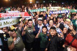 Gus Ipul komitmen jaga persaudaraan suporter sepak bola Jatim