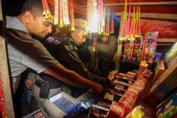 Razia petasan di Aceh