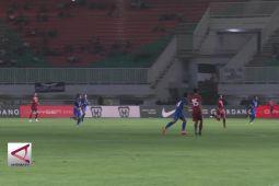 Laga Uji Coba Timnas vs Thailand U-23 Berakhir Seri