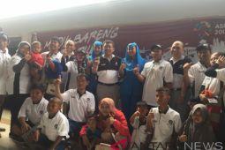 Jasa Raharja berangkatkan ribuan pemudik gratis di Stasiun Senen