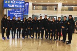 Timnas soft tenis Indonesia kembali berlatih ke Korsel