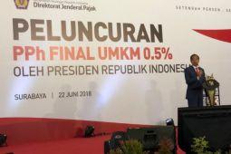 DPR: Pangkas pajak tunjukkan Jokowi berpihak UMKM