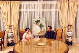 Jokowi-Megawati bahas calon wakil presiden