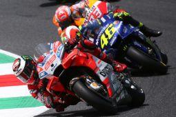 Klasemen MotoGP usai seri Belanda, Marquez jauhi Rossi
