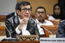 Kemenkumham kaji permintaan KPK penempatan narapidana korupsi
