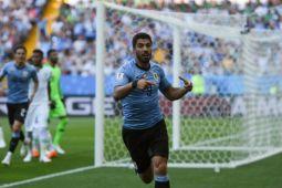 Hasil dan klasemen Grup A, Rusia dan Uruguay pastikan melaju