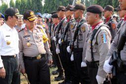 Kapolda Lampung beri perhatian penanganan begal