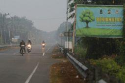 Warga ikut padamkan kebakaran hutan TNRAW