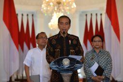 Keterangan Pers Presiden Joko Widodo