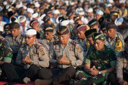 Polisi dukung doa bersama umat Muslim Mimika