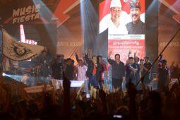 Konser Pilgub Bali
