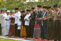 Presiden Sholat Idul Fitri Di Bogor