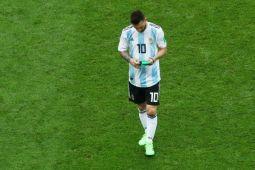 Messi boleh kalah di Piala Dunia, tapi di Facebook tetap terpopuler