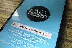 Aplikasi Koalisi Pejalan Kaki bela hak pejalan kaki