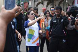Obor Asian Games tiba di Blitar