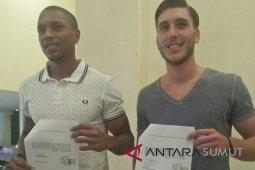 PSMS resmi kontrak dua lagi pemain asing