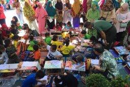 Kodim 1304 Gorontalo Dirikan Taman Baca Anak