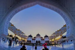Aceh menuju destinasi wisata halal terbaik