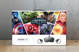 Oculus hadirkan paket VR dan gim Marvel