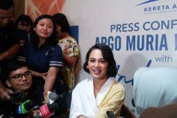Andien promosikan Lawang Sewu Semarang lewat jazz