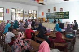 Program TMMD Berikan Penyuluhan Kesehatan Di Desa