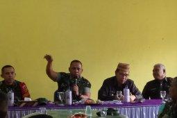 Rapat Koordinasi Digelar Jelang Penutupan TMMD Boalemo