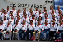 Joy Sailing Panglima TNI