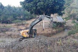 Satgas TMMD Kebut Pengerjaan Pembangunan Jalan