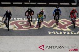 Ratusan pebalap dari 18 negara bersaing di Banyuwangi International BMX 2019