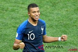 Mbappe donasikan hadiah Piala Dunia untuk amal