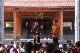 Hibah Bangunan Set Film Sultan Agung