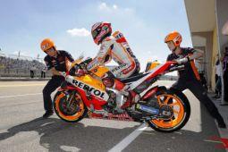 Klasemen MotoGP: Marquez semakin jauh tinggalkan Rossi