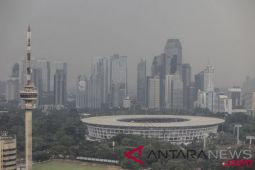 Jakarta posisi pertama kualitas udara terburuk