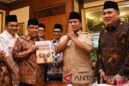 Prabowo datangi PBNU