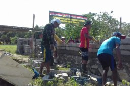 Kades : Kantor Tiga Pilar Bantu Keamanan Daerah