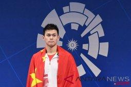 Sun Yang buktikan diri di ajang Asian Games