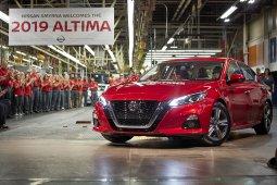 Nissan investasi 170 juta dolar AS untuk produksi all-new Altima