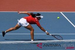 Hasil pertandingan tenis
