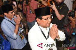 Prabowo Subianto dua hari istirahat jelang pemeriksaan kesehatan