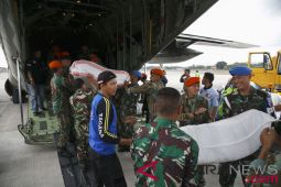 100 prajurit Marinir perkuat bantuan kemanusiaan Lombok