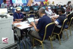 Fasilitas internet di Asian Games, kunci kerja jurnalis