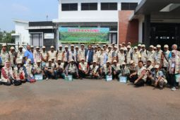 Balitbang study banding pengembangan demfarm pertanian modern