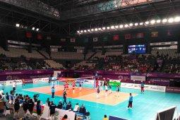 Tim voli putri Korea Selatan optimistis juara grup