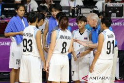 Kalah 50 poin dari Jepang, pelatih basket putri Thailand bakal evaluasi menyeluruh